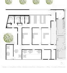 medical clinic floor plans gallery of veterinary clinic posto 9 17