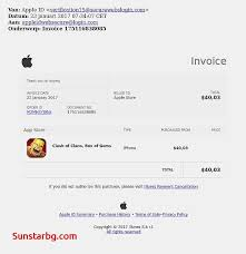 apple itunes help desk apple itunes store invoice for invoice template luxury free