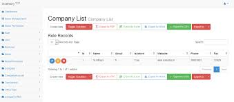 inventory man inventory management system by amanx codecanyon