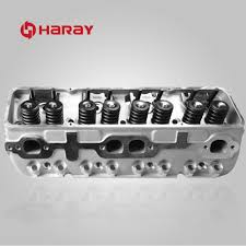 2017 aluminum chevy 350 v8 engine cylinder head for chevrolet