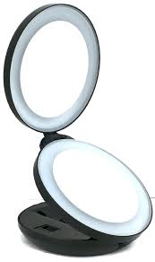 best lighted magnifying makeup mirror travel magnifying mirror with light best lighted magnifying travel r