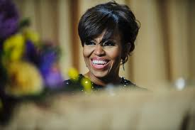 ms obamas hair new cut michelle obama and her hair celebrating eight years of bangs