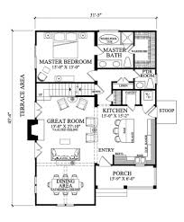 3 bedroom bungalow house plans uk