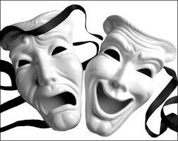 greek drama masks clipart 21 pictures of theatre masks logo
