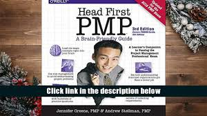 read online head first pmp a learner s companion to passing the