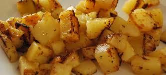 cuisiner pommes de terre pommes de terre sautées