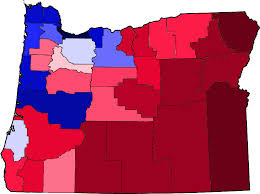 political map of oregon yes we re more than oregon trail so well read