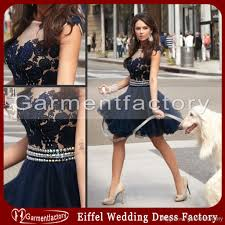 wedding guest dresses 2014 sales sheer top navy blue lace