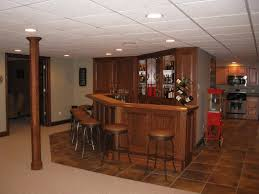 Best Finished Basements Great Finished Basement Bar Ideas With Images About Finished