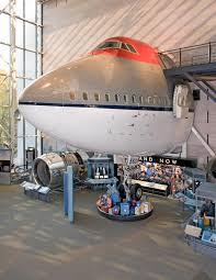 boeing 747 floor plan boeing 747 forward fuselage national air and space museum