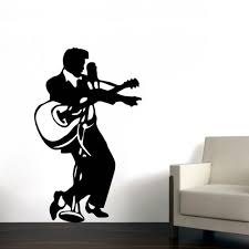 rock music guitar home decor elvis vinyl decoration home