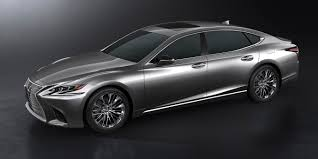top 3 facts about the 2018 lexus ls suv news and analysis