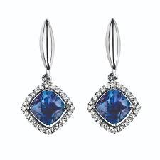 royal blue earrings the grace and elegance of blue earrings styleskier