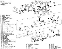 jeep steering column diagram jeep light switch diagram