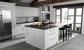 kitchen modern shaker style normabudden com milton sanded ready to paint shaker style traditional modern kitchen