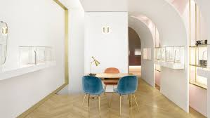 Java 3d Home Design by Soft Hued Jewellery Store Designed For Owner With Love Of Gold And