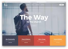 15 beautiful u0026 clean church wordpress themes 2017 colorlib