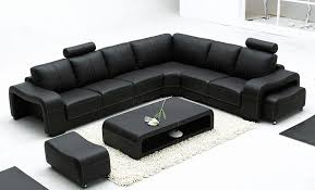 Leather Corner Sofa Bed Contemporary Sofa Beds Comfortable Home Design