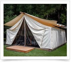 tent platform platform tents c jorn rentals manitowish waters wi
