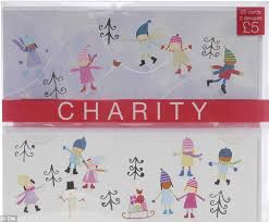 charity card shops giving as as six per
