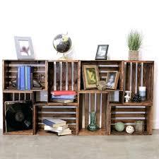 crate bookshelves diy wood crate bookcase packing crate bookshelf