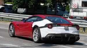 Ferrari F12 Specs - upgraded ferrari f12 berlinetta believed to get at least 780 ps