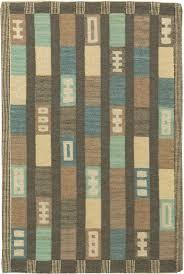 Flat Rug Vintage Swedish Flat Weave Rug Bb6153 By Doris Leslie Blau