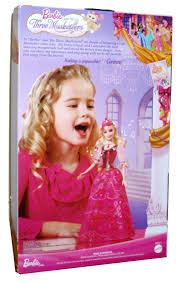 amazon barbie musketeers singing corinne doll