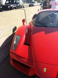 police ferrari enzo oh yeah they floored it