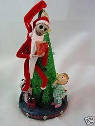 ornament nightmare before skellington in