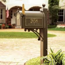 decorative mailboxes
