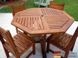 Refinishing Teak Patio Furniture Teak Refinishing U0026 Maintenance Service Teak U0026 Deck Pros