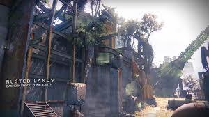 Destiny Maps Rusted Lands Destinydb Destiny Leaderboards Items Stats