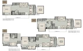 wonderful fleetwood prowler 5th wheel floor plans part 8