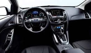 2011 Ford Fusion Interior Ford Focus U2013 Interior Dashboard Featuring Ford Sync Display News
