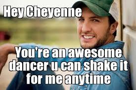 Luke Bryan Happy Birthday Meme - meme happy birthday cheyanne happy best of the funny meme