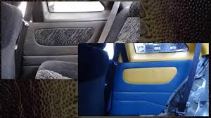 Car Seats Upholstery Hand Sewing A Car Door Panel Auto Upholstery Youtube