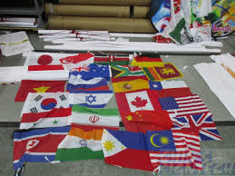 Conutry Flags Table Flags