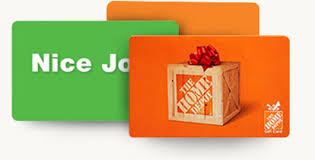 corporate gift cards the home depot corporate gift card program