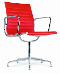 Red Leather Office Chair Designer Office Chair By Office Chair Uk Office Architect Red