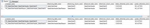 find all foreign keys referencing a table sql server list dependencies for sql server foreign keys