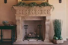 fireplace stone stone fireplace mantels materials marketing