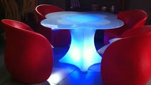 outdoor patio umbrella led lighted furniture led furniture for