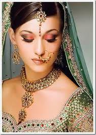 Bridal Makeup Sets Latest Bridal Makeup Trends And Jewelry Fashion Wedding Styles