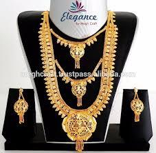 gold haram sets rani haram sets online wholesale gold plated bridal jewellery