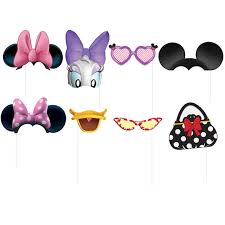minnie mouse photo booth props minnie mouse party supplies