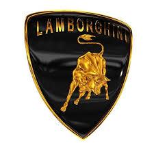 3d Printable Model Lamborghini Logo Cgtrader