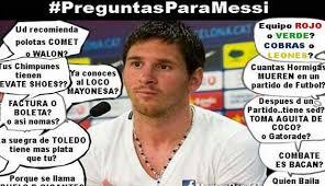 Memes De Lionel Messi - messi sucks meme