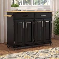 Kitchen Island With Casters by Kitchen Islands U0026 Carts You U0027ll Love Wayfair