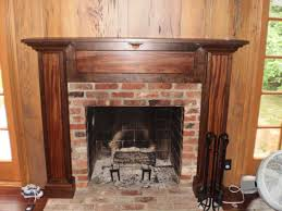 handmade africian mahogeny fireplace mantel by american wood boxes